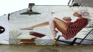 Street art by Artez