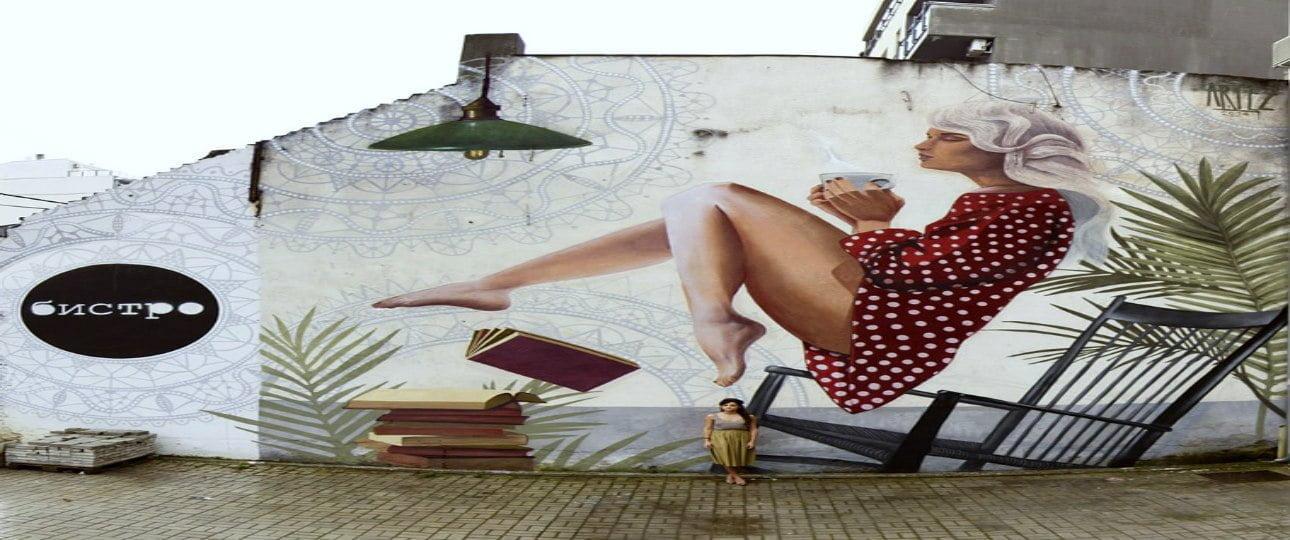Street art by Artez