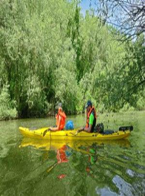 Belgrade kayaking tours