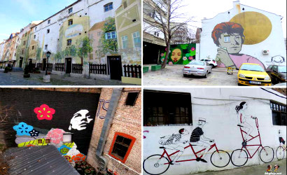 Dorcol and Savamala street art tour