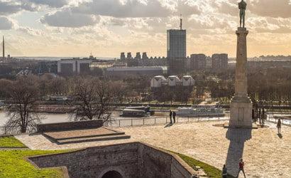 Layover Belgrade tour