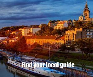 Belgrade guided tours