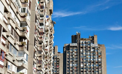 New Belgrade brutalist architecture tour