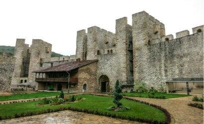 Eastern Serbia monastery tour