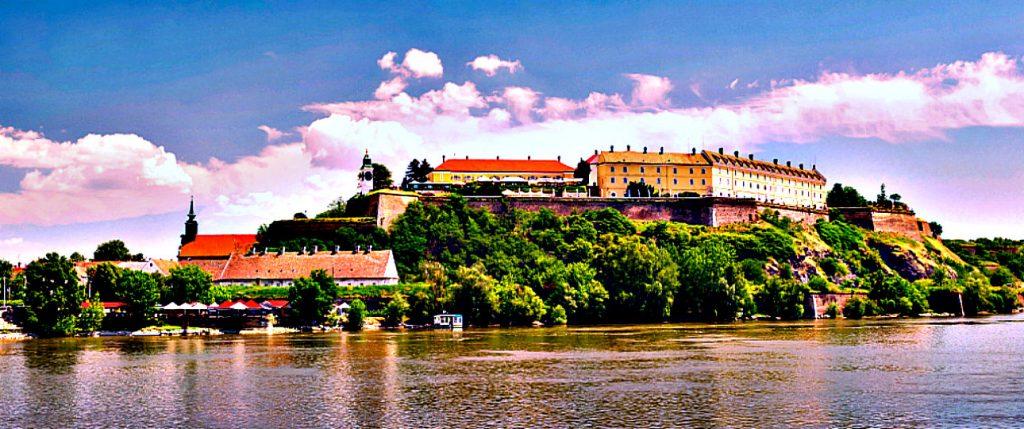 Novi Sad Petrovaradin Fortress