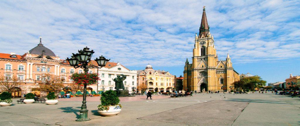 Novi Sad Vojvodina