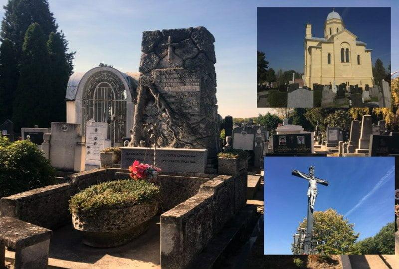 Zemun town cemetery