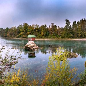 Tara National Park Serbia Drina river