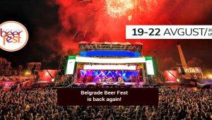 Belgrade beer fest 2021